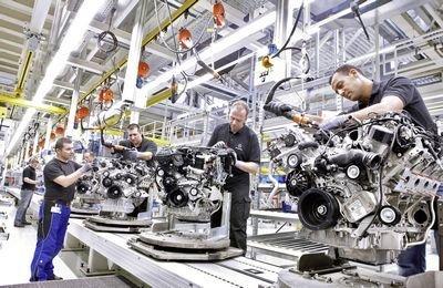 Произведена экспертиза двигателя автомобиля