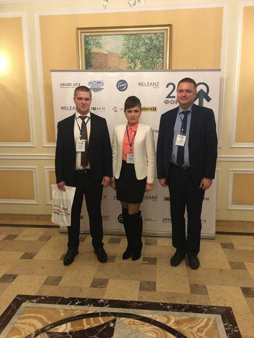 СИНЭО активный участник V Форума бизнеса Северо-Запада